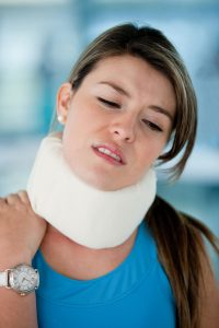 personal injury attorneys bellaire woman neck injury