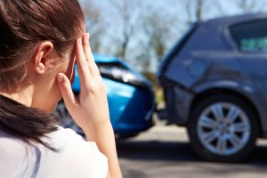 car accident attorneys injured woman
